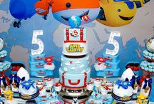 Festa Super Wings/ Super Wings Party