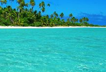 Travel - Cook Islands, South Pacific