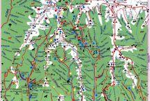 Maps Romania
