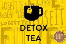 Detox Tea / We are the premium source of doctor formulated weight loss & detox teas. 100% pure & organic ... At LoseIT Tea, we're on a mission to educate, inspire, and support you!