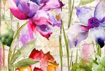 Floral & Botanical / Florals and botanicals in nature and artwork.