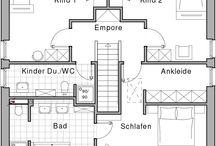 Häuschen grundrisse