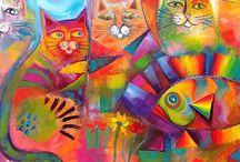 kissoja/katter/cats ym