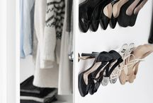 Home inspiration - walk in closet