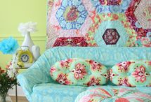 Amy Butler / Fabric and designs