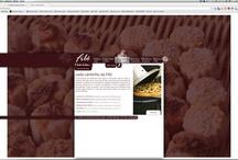 Websites / Páginas institucionais desenvolvidas ao longo das parcerias da Agência Emporium.