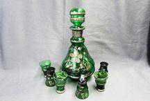Vintage / Vintage glass, ceramic, furniture, desgb
