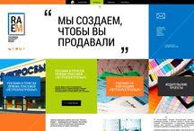 My portfolio Web design