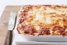 lasagna / best white sauce