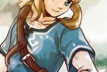 Legend of Zelda Breath of da Wild