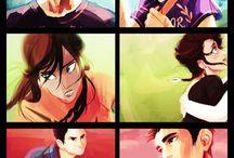 Heroes of Olympus / I LUV Heroes ofOlympus