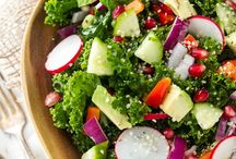 Salads / Healthy eating to get your mojo back