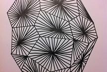 zentangle mønstre