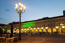Turin's piazzas