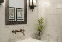 i need a new bathroom / by Abbie Moore-Reiter