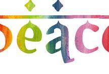 love,peace