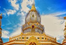 Photo gallery. / Temple in Thailand