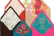 Paper / by Chelsea L. Allard (Liddelle Interiors)