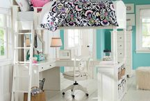 Lexi or Will's Bedroom/Bathroom / by Maria Jewell