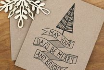 Kerst kaartjes