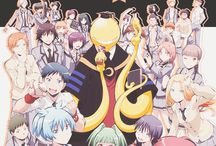 Anime - Assassination Classroom