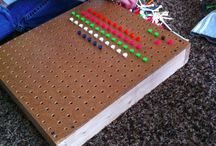 Things to do with old lite brite pegs