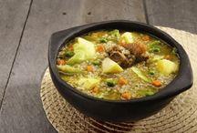 Food: Gastronomía Ecuador