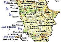 TOSKÁNSKO - Země pohádek a snů / Objevte drsnou krásu Toskánska, vydejte se cestou starodávných Etrusků, ponořte se do horkých lázeňských pramenů, ochutnejte dary vinic i moře, užijte si aktivní či relaxační dovolenou.  Poznejte ráj na zemi !  www.prima1vera.com