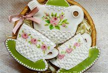 пряники чаепитие