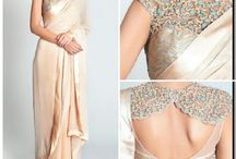 The saree affair
