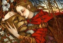 Fantastic Fairytale Art / Some awesome art. / by D.j. McLendon