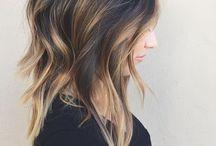 Hair love / Hair love, purple hair, hairstyle ideas, unique hairstyles, hairstyle ideas, colored hairstyles, haircuts, hair ideas