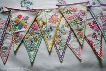 Sewing Ideas, fabric, lace, quilting, etc. / by Sweet Dreams Inn Victorian B&B