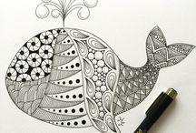 whale zen
