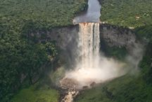 Places in Guyana / great places to see in Guyana