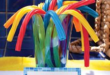 Pool Party / Inspiration to throw a pool party at home this summer!
