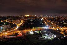 Bucharest. / I ❤ Bucharest.