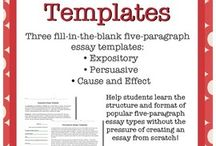 Grades 6-12 Products on TPT / Free and priced Simply Novel ELA products for grades 5-12 on teacherspayteachers.com / by Simply Novel Teaching