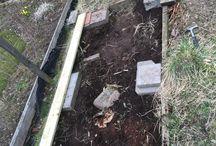 Allotment tool box / Garden