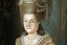 women's portraits 1770s