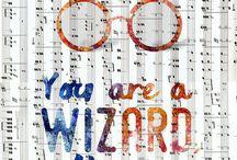 Cele mai tari poze Harry Potter