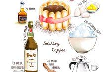 Recipe illustrations
