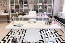 Office / Inspirações para Home Office.