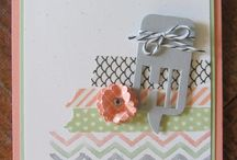 paper crafts and cards / by Stesha Plahn