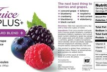 """Juice Plus+ / """"The Next best thing to fruits and vegetables"""""""