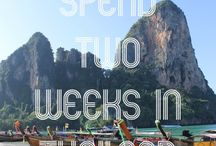 Thailand Travel Guides and Tips