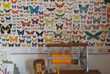 Therapy / Curious, colourful and strange. Keep on dreaming ! With love - Vera von Vogelmilch  Komisch, bunt und wunderlich. Träum weiter ! In Liebe - Vera von Vogelmilch / by Vogelmilch