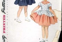 Sewing Vintage-Style for Children