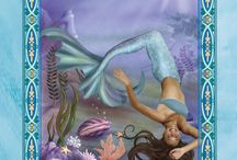 Under the sea. / Mermaids