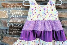 My sew sew attempts at kids clothes / by Amanda Leland